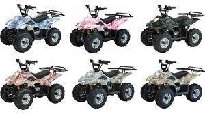 Kids 110CC ATV with Speed Limiter and Remote Killswitch