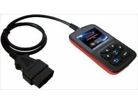 iCarsoft i810 Handheld OBD2 Engine Fault Finder, Code Reader, Live Data, Engine Light Reset