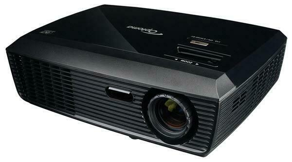 HD OPTOMA DS211 DLP PROJECTOR 2,500 LUMENS VERY BRIGHT