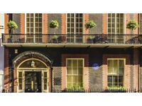 Cool & Modern Mayfair Private Office, W1J - Serviced, Various sizes available