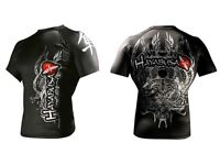 MMA Rashguard Hayabusa Mizuchi S/M size