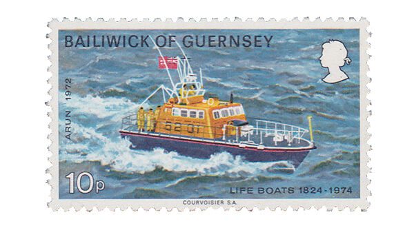 The Collectors Guide to Guernsey Stamps