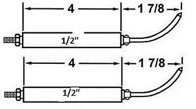 Wayne Oil Burner Electrode Set Replaces 13286 For Eh Eha Ehasr Hsr Msr