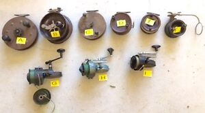 Old Vintage Fishing Reels, collectable - from $25 Bedfordale Armadale Area Preview