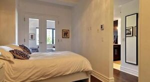 Condo in the most desirable area of Old Montreal 2BDR