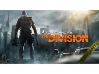 The Division PS4 (Used)