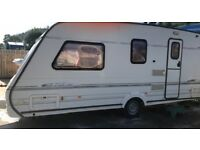 ABBEY VOUGE 416, 4 BERTH WITH END BATHROOM