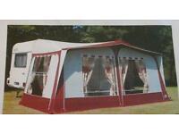 17 ft Caravan awning