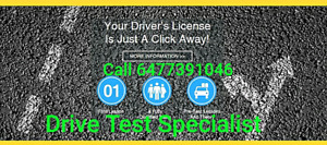 Driving Lessons @30 & Car avail for Drive Test Starting $89.99*