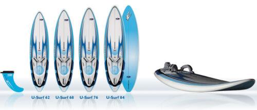 Exocet 2008 U-SURF 76l Windsurf Board / Windsurfer / Sailboard