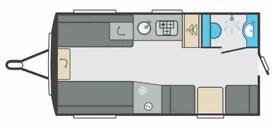 2022 Swift Basecamp 4 New Caravan
