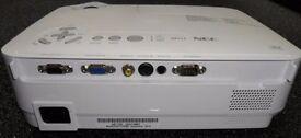 NEC Projector NP115 VGC