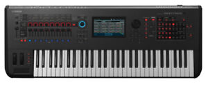 Yamaha Montage 6 Synth, as new. Under warranty