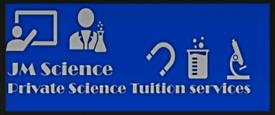 Science tutor GCSE (all 3 sciences, triple science)