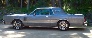 1983 Lincoln Mark Series Coupe (2 door)