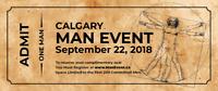 Calgary Man Event
