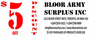 BLOOR ARMY SURPLUS INC Cheap & Best Store