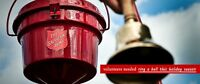 Salvation Army Christmas Kettle Campaign