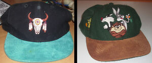 Embroidered Baseball Caps - $10 Each
