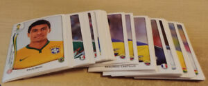 FIFA World Cup Brazil 2014 stickers!