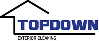 TopDown Exterior Cleaning - Siding Windows Gutters