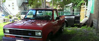 1987 Ford Ranger Coupe (2 door)