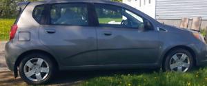 Pontiac g3 wave 2009