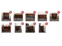 5 Items of Mumbai furniture