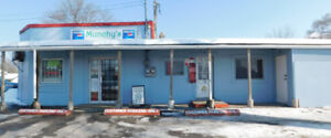 Variety Store with One Bedroom Apartment for Sale