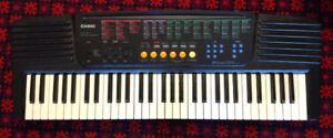 Casio CTK- 510 piano keyboard