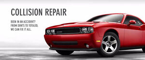 SONNY'S MONEY BACK GUARANTEE AUTO BODY REPAIR & PAINT SHOP