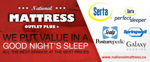 BEST DEALS ON MATTRESSES IN TORONTO - NATIONAL MATTRESS OUTLET