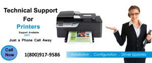 Get Support For Printers   Helpline Number 1 800 917 9586