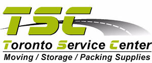 Mover, Truck Driver to work in the GTA