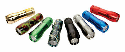 Diamond Visions  Max Force  Assorted  LED  Flashlight  AAA Battery for sale  Shipping to India