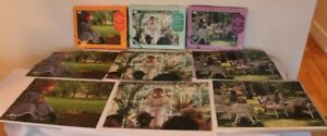 COLLECTORS ANNE GREEN GABLES JIGSAW PUZZLES