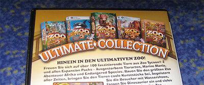 Zoo Tycoon 2 - Ultimate Collection von Microsoft kpl. deutsch Riesig  comprar usado  Enviando para Brazil