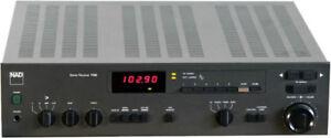 Récepteur:  NAD 7130 (pre-amp)