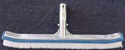 (Deluxe Pool Brush Nylon Bristle18