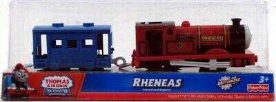 Fisher Price Thomas Friends TrackMaster RHENEAS motorized engine train 2-Pack