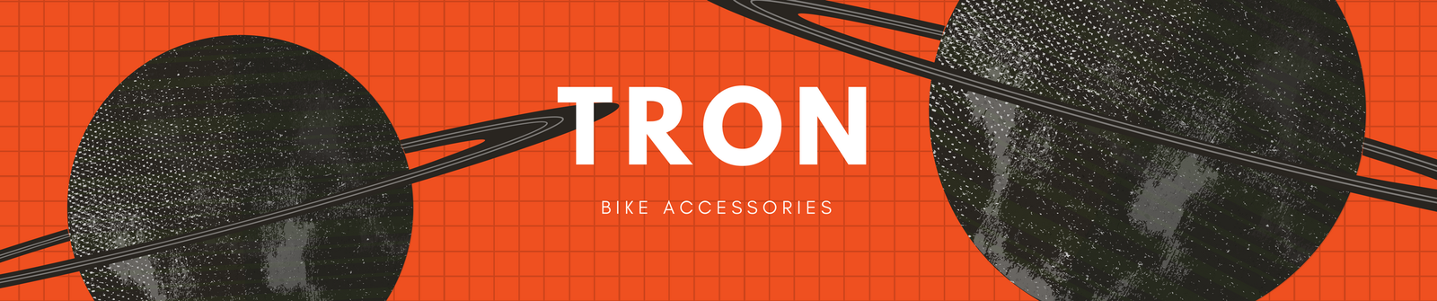 TRON Bike accessories