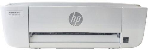 Refurbished DeskJet 3755 Wireless All-in-One Copy Scan Printer J9V90A (Gray)
