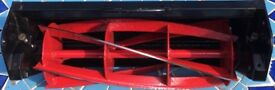 """lawnmower cassette 17"""" (43cm) FULLY Refurbished to fit Qualcast Atco Suffolk Webb"""
