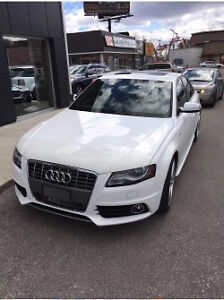 2012 Audi S4 PRESTIGE EDITION, LOW KM, BANG OLUFSEN