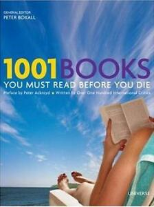 1001 books you must read before you die! Hard cover reg $46.99