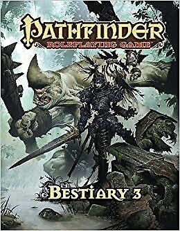 Pathfinder RPG: Bestiary 3 Paizo Publishing BRAND NEW ABUGames