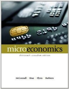 Microeconomics 13th Canadian Edition