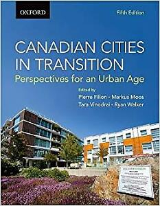 Canadian Cities in Transition: Perspectives for an Urban Age 5th