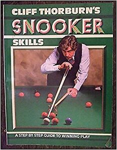 Cliff Thorburn's Snooker Skills - paperback
