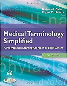 Medical Terminology Simplified (5th Edition)
